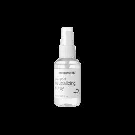 post-peel neutralizing spray